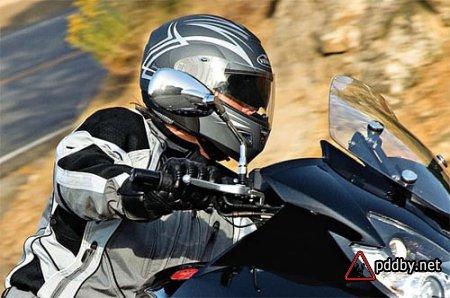 Как выбрать мотошлем?