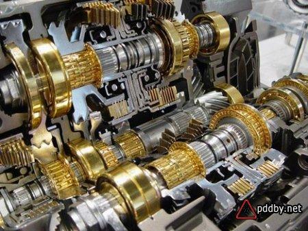 Профессиональный ремонт автоматической коробки передач