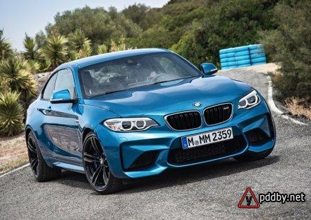 BMW M2 - спортивный автомобиль по доступной цене
