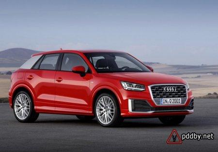 Audi Q2 2017 года - долгожданная новинка, на которую уже принимаются заказы