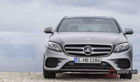 Mercedes-Benz Е-класса 2017 года
