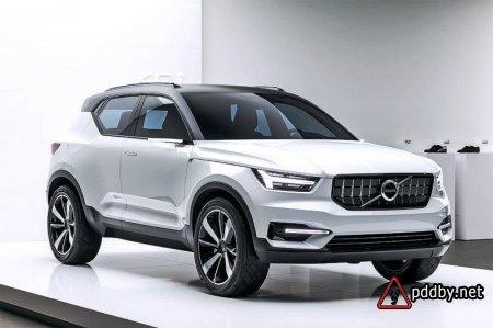 Страсти вокруг Volvo XC40 2017-2018 года накаляются