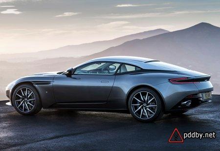 Aston Martin DB11 2017 года уже в продаже